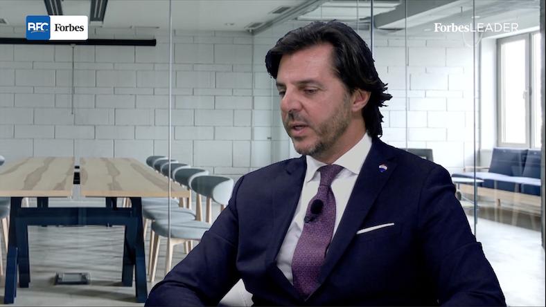 Dario Castiglia, founder e ceo di Remax Italia
