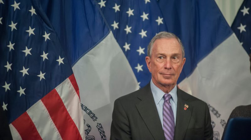 Usa 2020 - Michael Bloomberg
