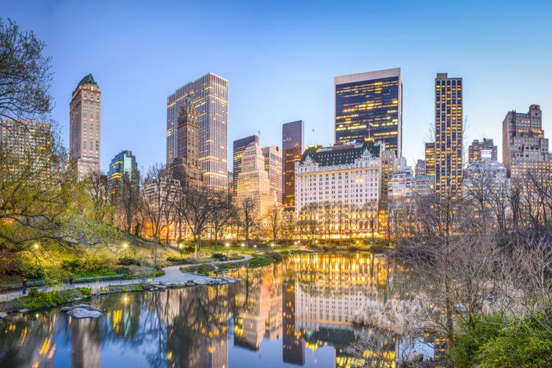 Vivere a New York: appartamento di lusso a Central Park Sout