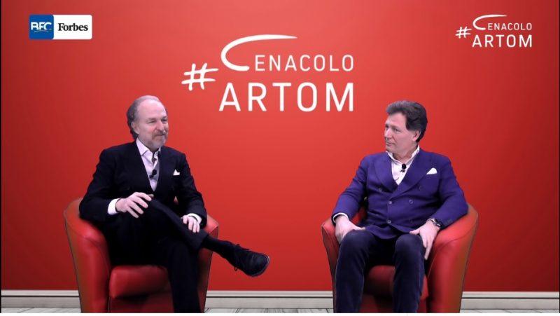 Alessandro Giglio, il pioniere dell'e-commerce in Italia, ospite da Cenacolo Artom