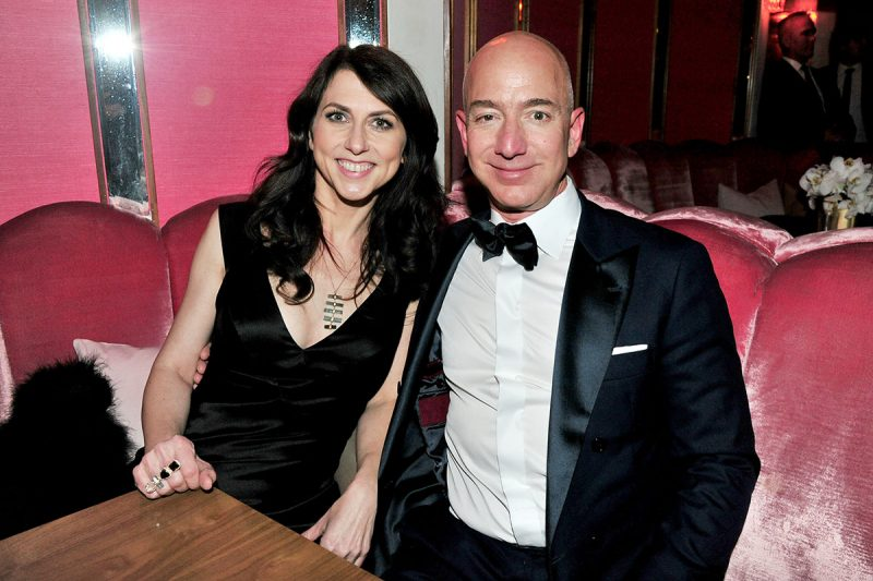 La ex moglie di Jeff Bezos, Mackenzie Bezos