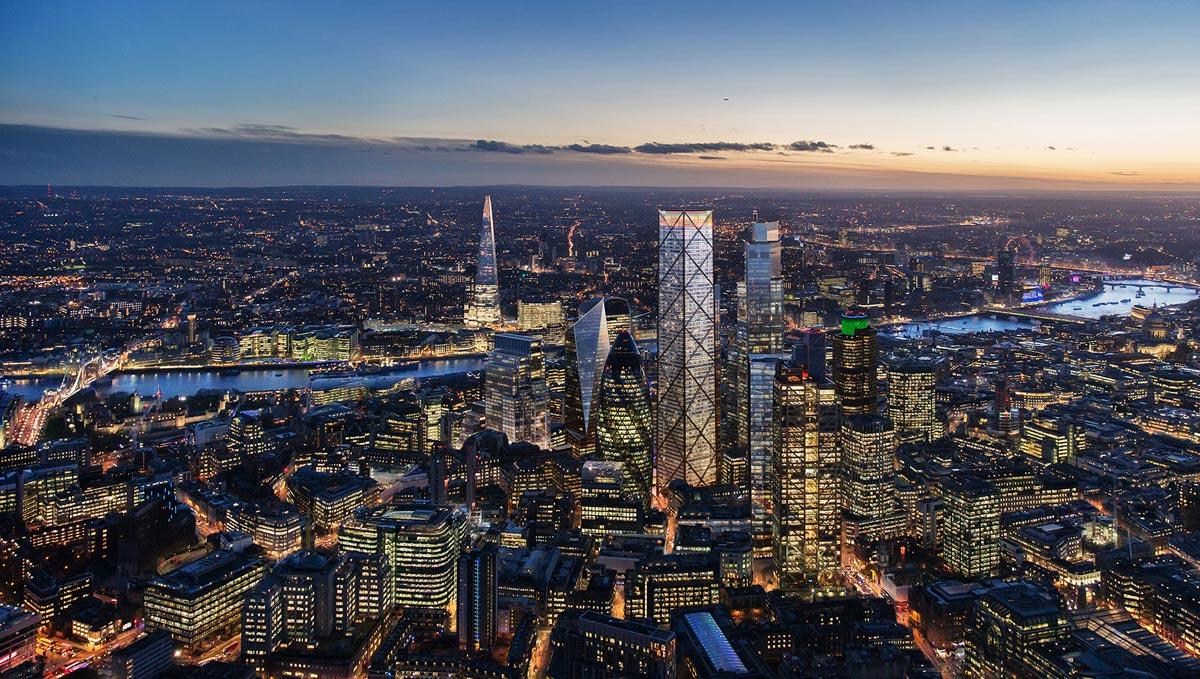 Grattacielo Londra