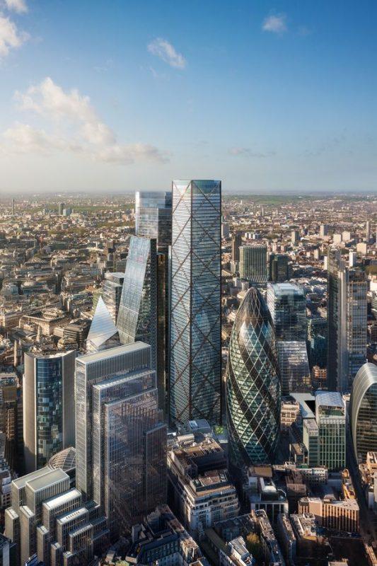 il nuovo grattacielo a Londra che cambierà lo skyline della capitale