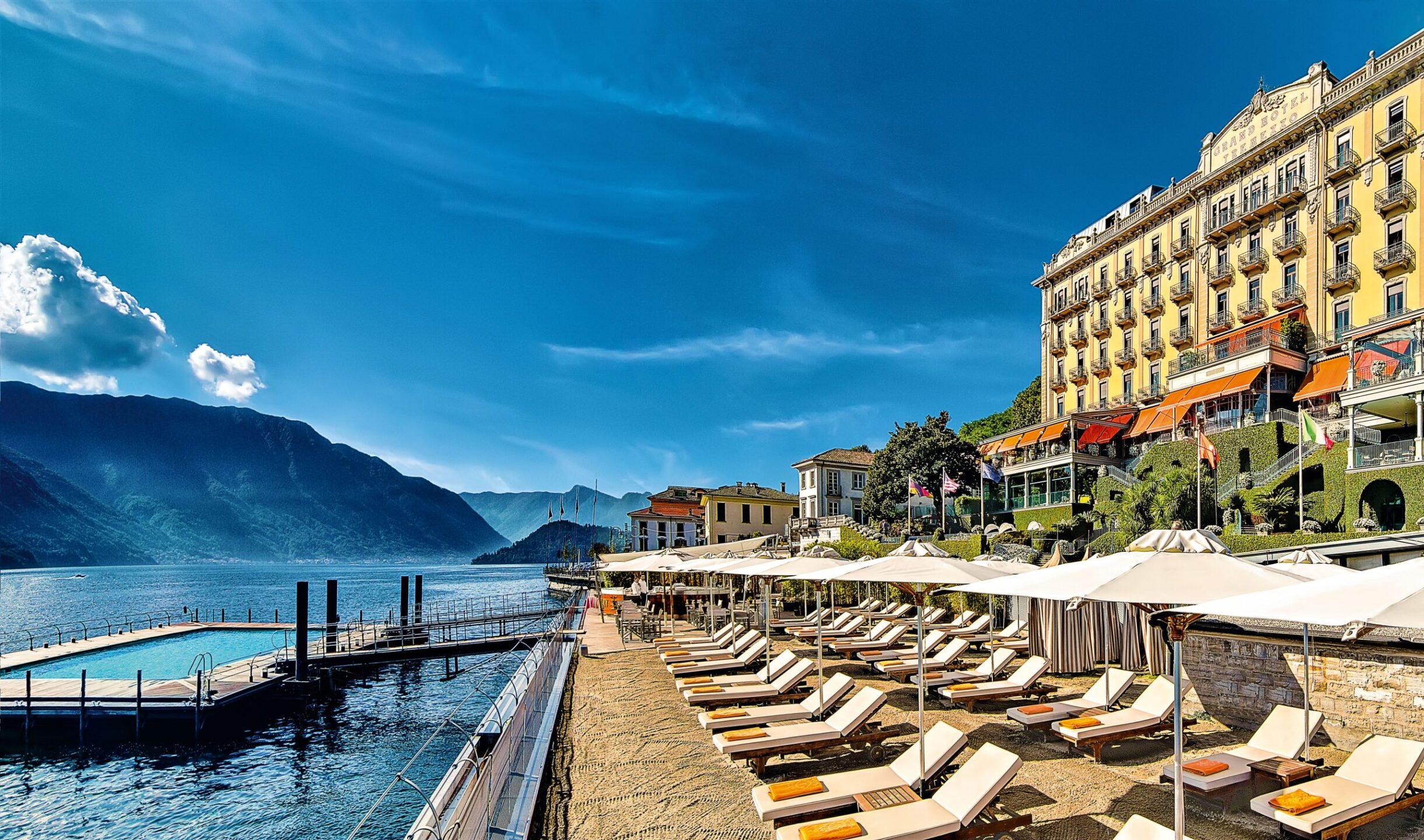 Migliori hotel italiani: Grand Hotel Tremezzo tra le 100 Eccellenze Italiane per Forbes