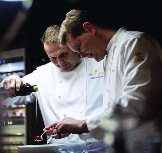 Migliori ristoranti italiani: Da Vittorio tra le 100 Eccellenze Italiane per Forbes