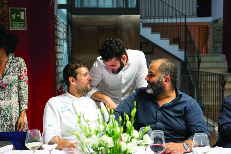Migliori ristoranti italiani: Pescaria tra le 100 Eccellenze Italiane per Forbes