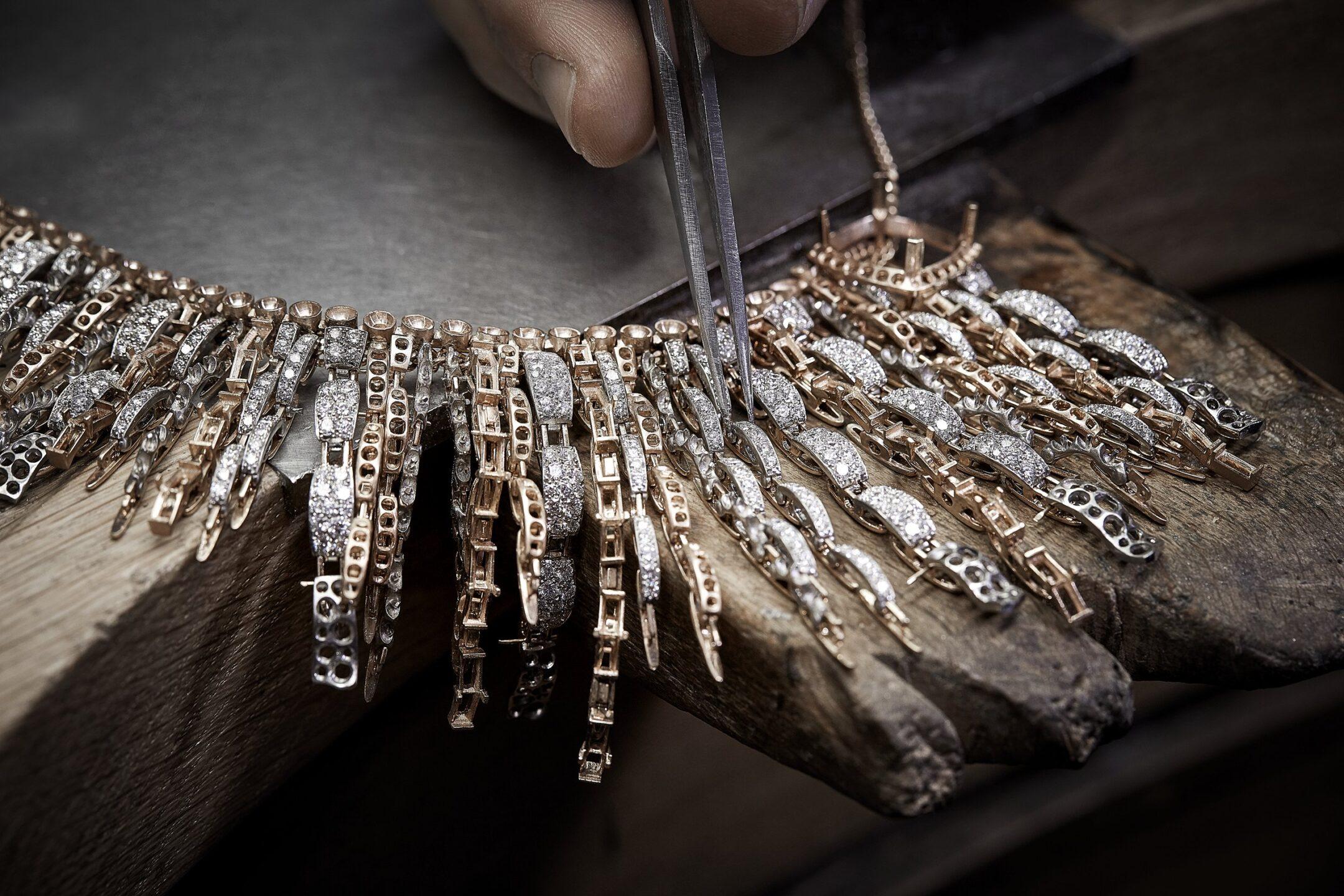 Tweed di Chanel, la nuova collezione di alta gioielleria