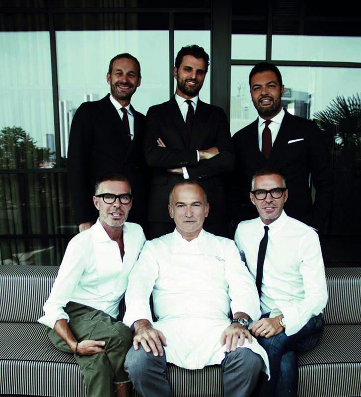 Migliori ristoranti italiani: Ceresio 7 tra le 100 Eccellenze Italiane per Forbes
