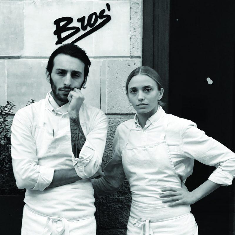 Migliori ristoranti italiani: Bros' tra le 100 Eccellenze Italiane per Forbes