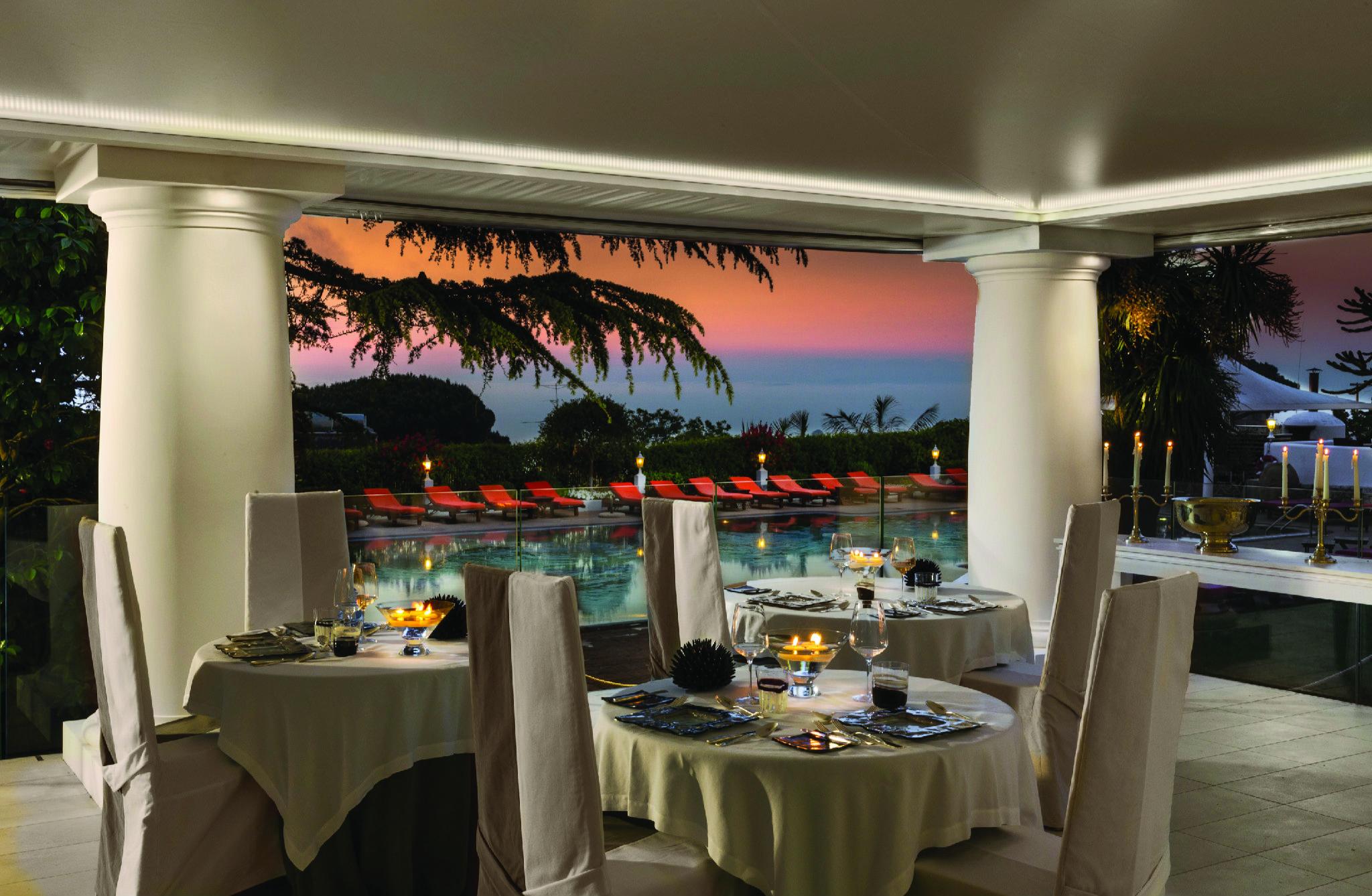 Migliori ristoranti italiani: Capri Palace tra le 100 Eccellenze Italiane per Forbes