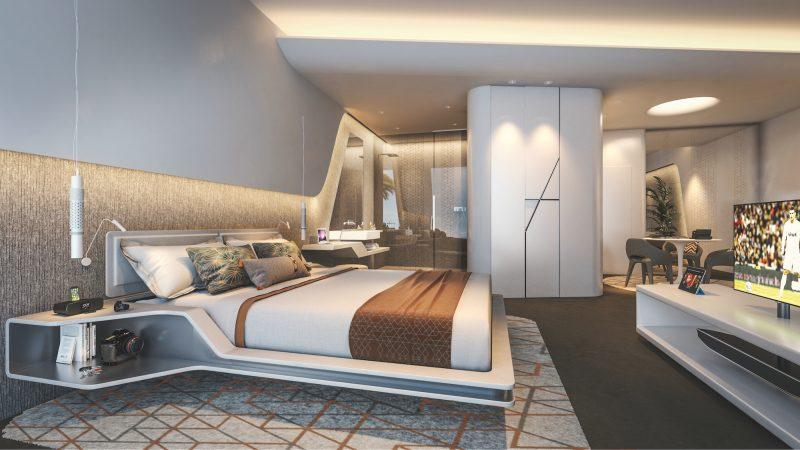 Il nuovo hotel di Marrakesh dove ha investito Cristiano Ronaldo