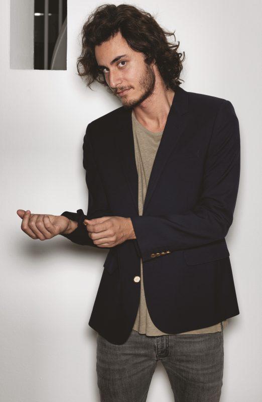 Charley Vezza direttore creativo diGufram, arredamento di design italiano