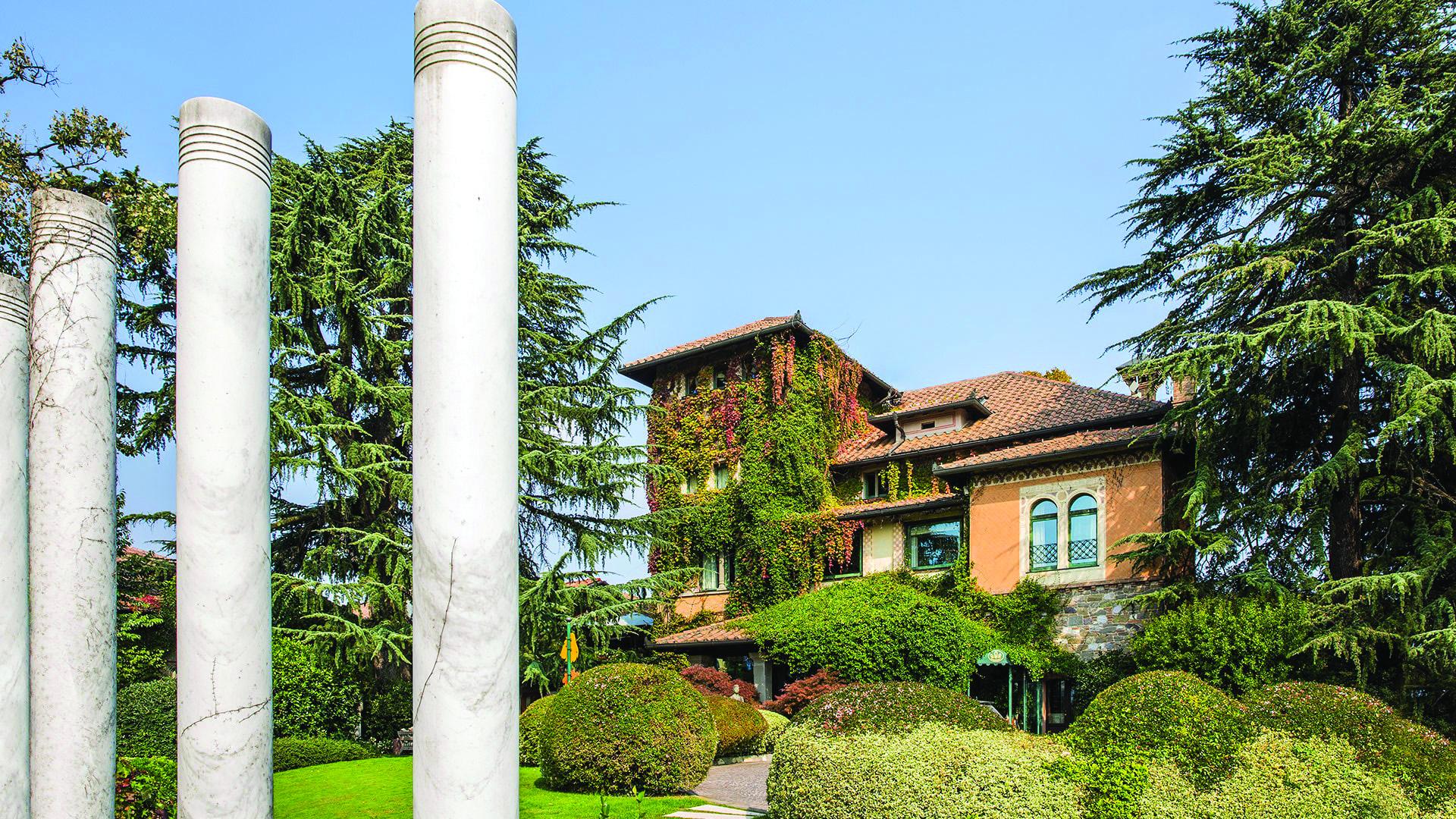 Migliori hotel italiani: L'Albereta tra le 100 Eccellenze Italiane per Forbes
