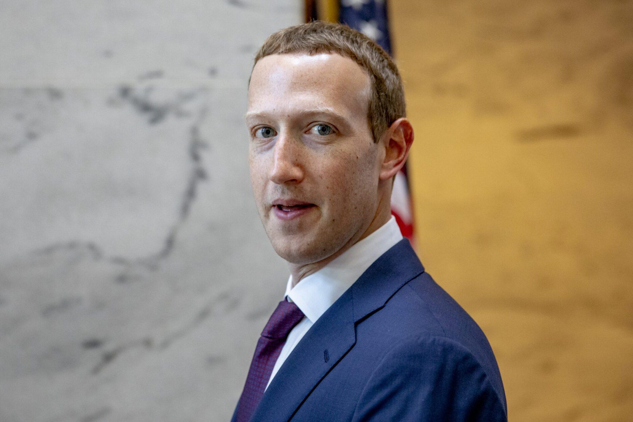 Coronavirus, gli impegni del CEO di Facebook Mark Zuckerberg