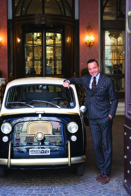 Migliori hotel italiani: The St. Regis Rome tra le 100 Eccellenze Italiane per Forbes