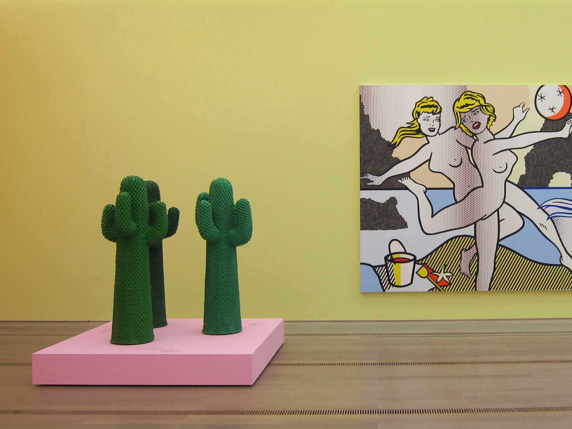 Cactus Gufram, arredamento di design italiano