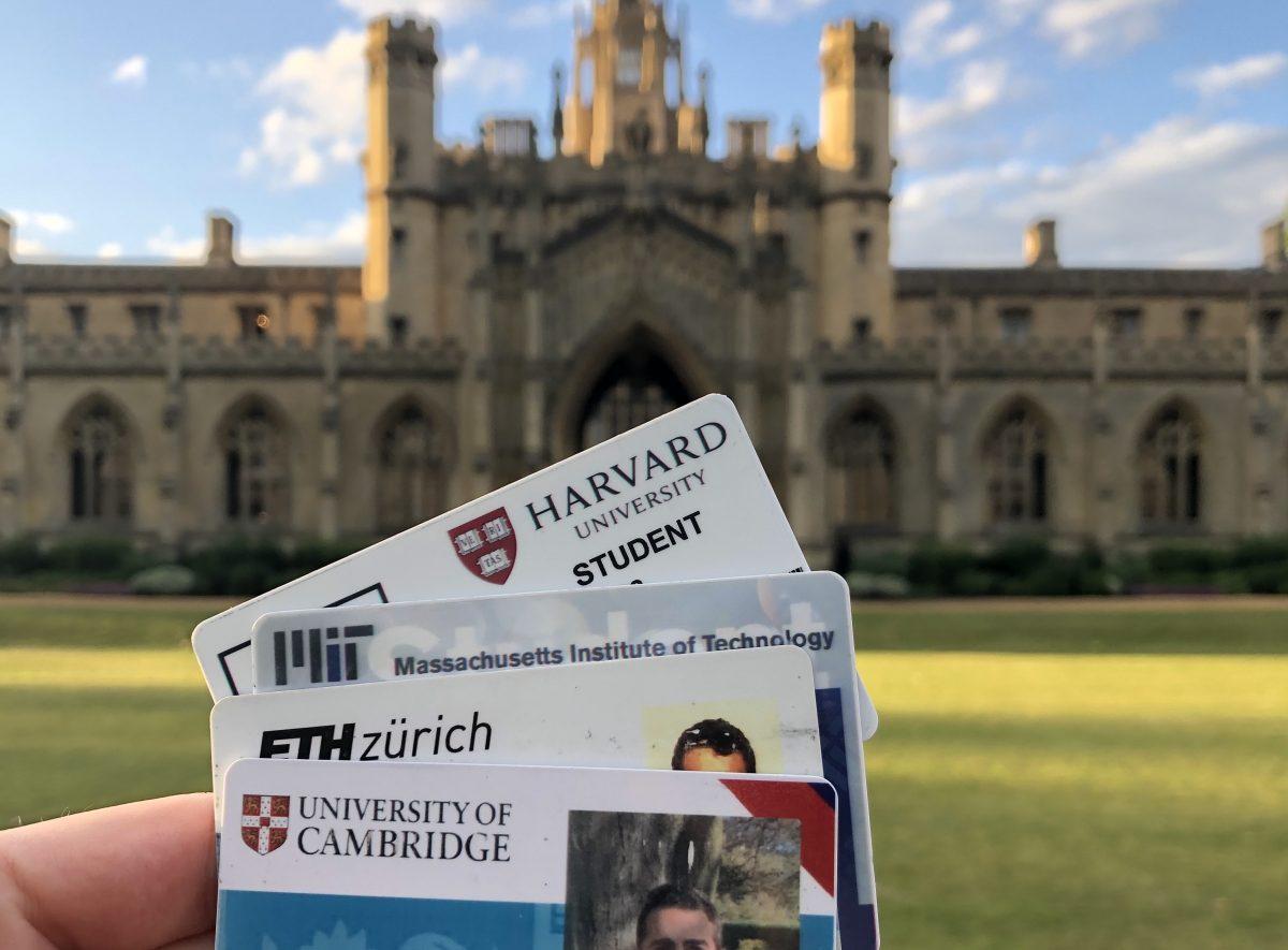 Come entrare ad Harvard o a Oxford? L'idea dei cinque ragazzi di Edusogno