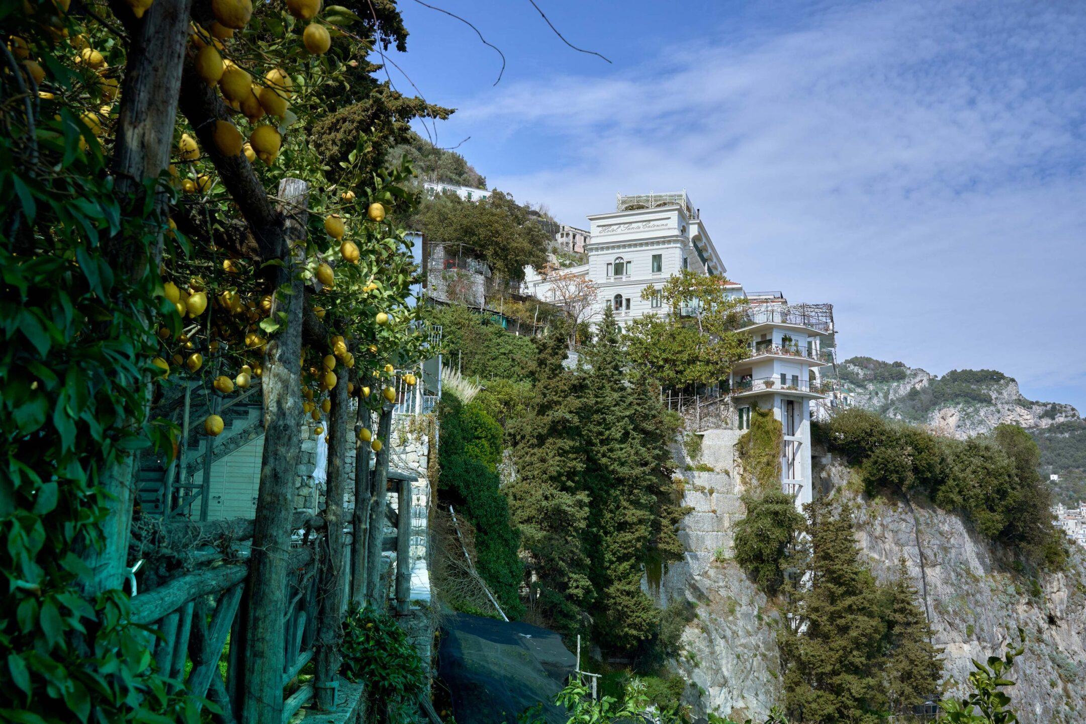 Migliori hotel italiani: Hotel Santa Caterina tra le 100 Eccellenze Italiane per Forbes