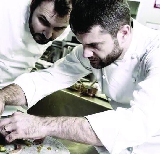 Migliori ristoranti italiani: Enrico Bartolini tra le 100 Eccellenze Italiane per Forbes