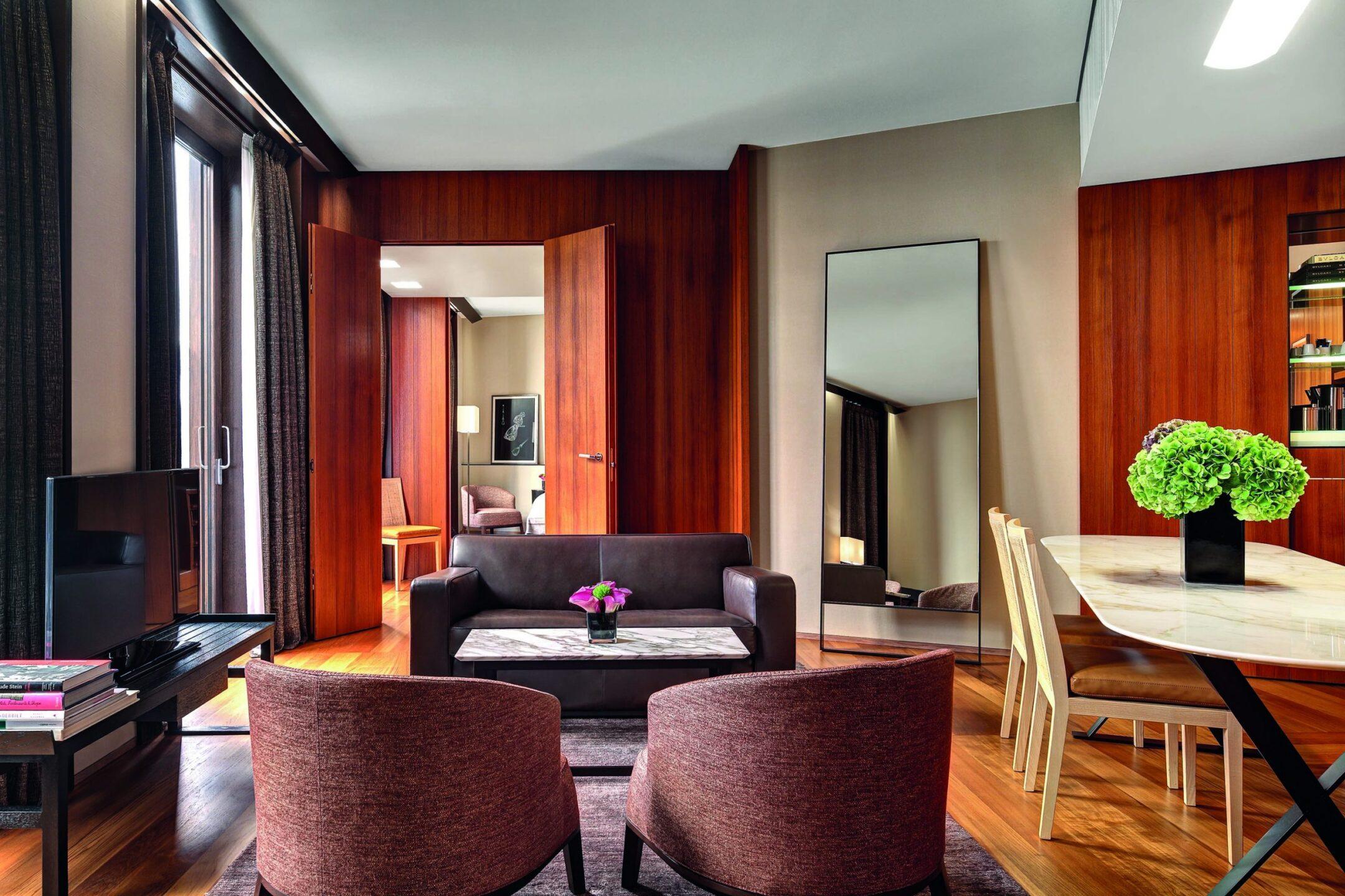 Migliori hotel italiani: Bulgari Hotel tra le 100 Eccellenze Italiane per Forbes
