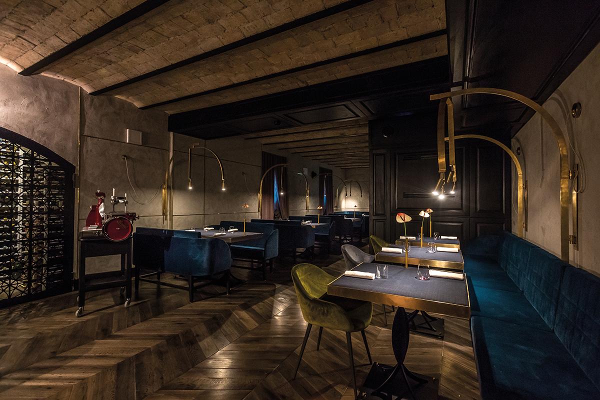 Migliori ristoranti italiani: All'Oro tra le 100 Eccellenze Italiane per Forbes
