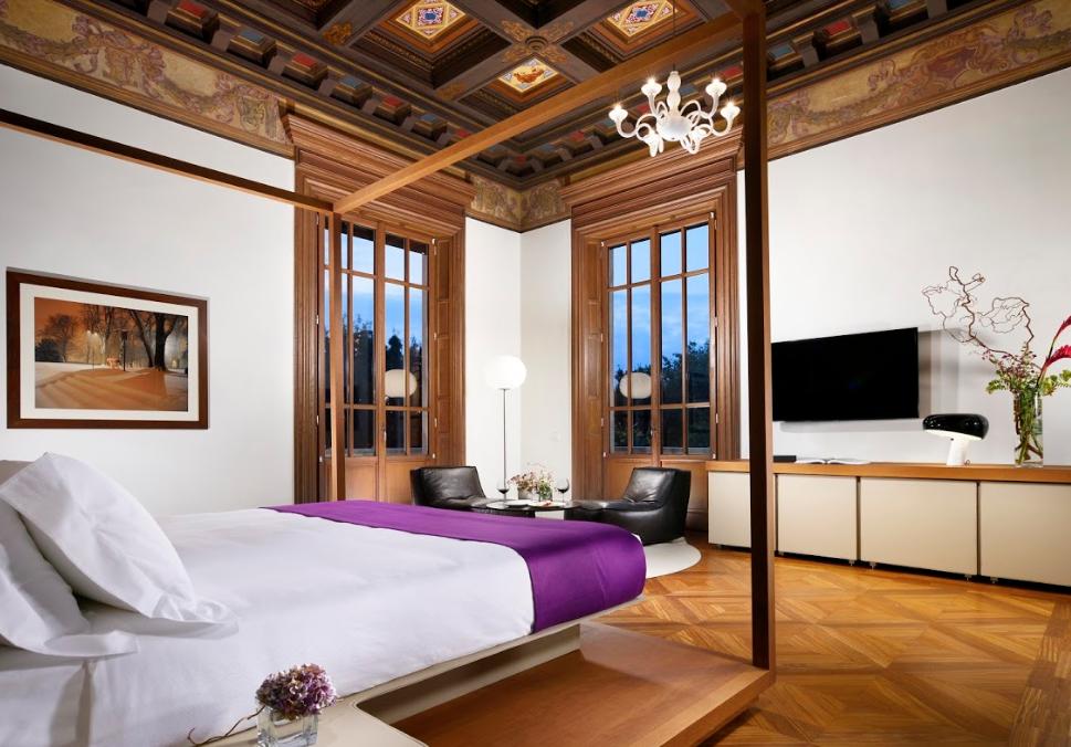 Migliori hotel italiani: Palazzo Montemartini tra le 100 Eccellenze Italiane per Forbes
