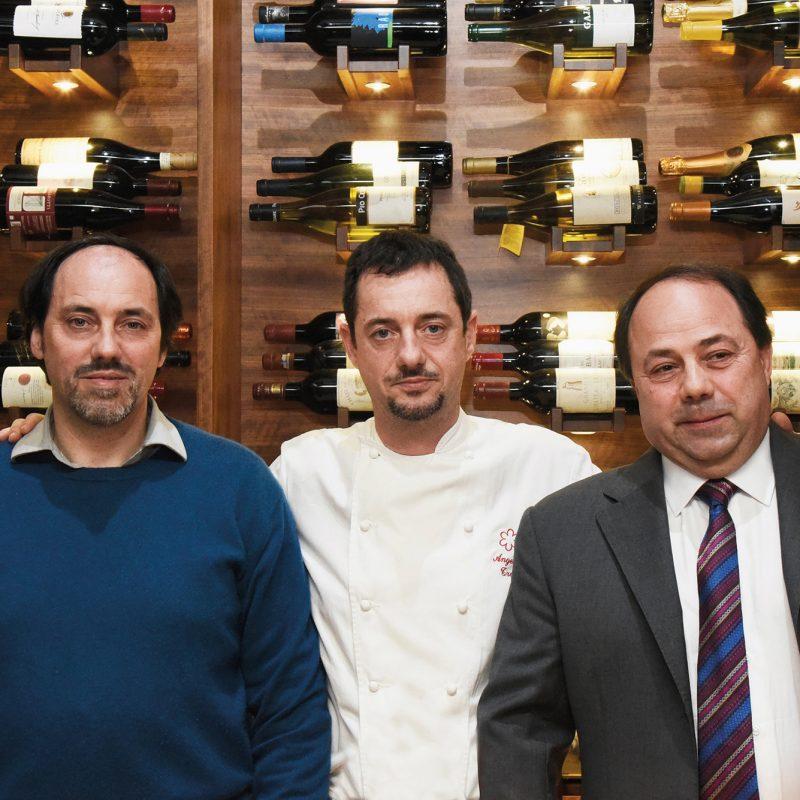 Migliori ristoranti italiani: Il Convivio Troiani tra le 100 Eccellenze Italiane per Forbes