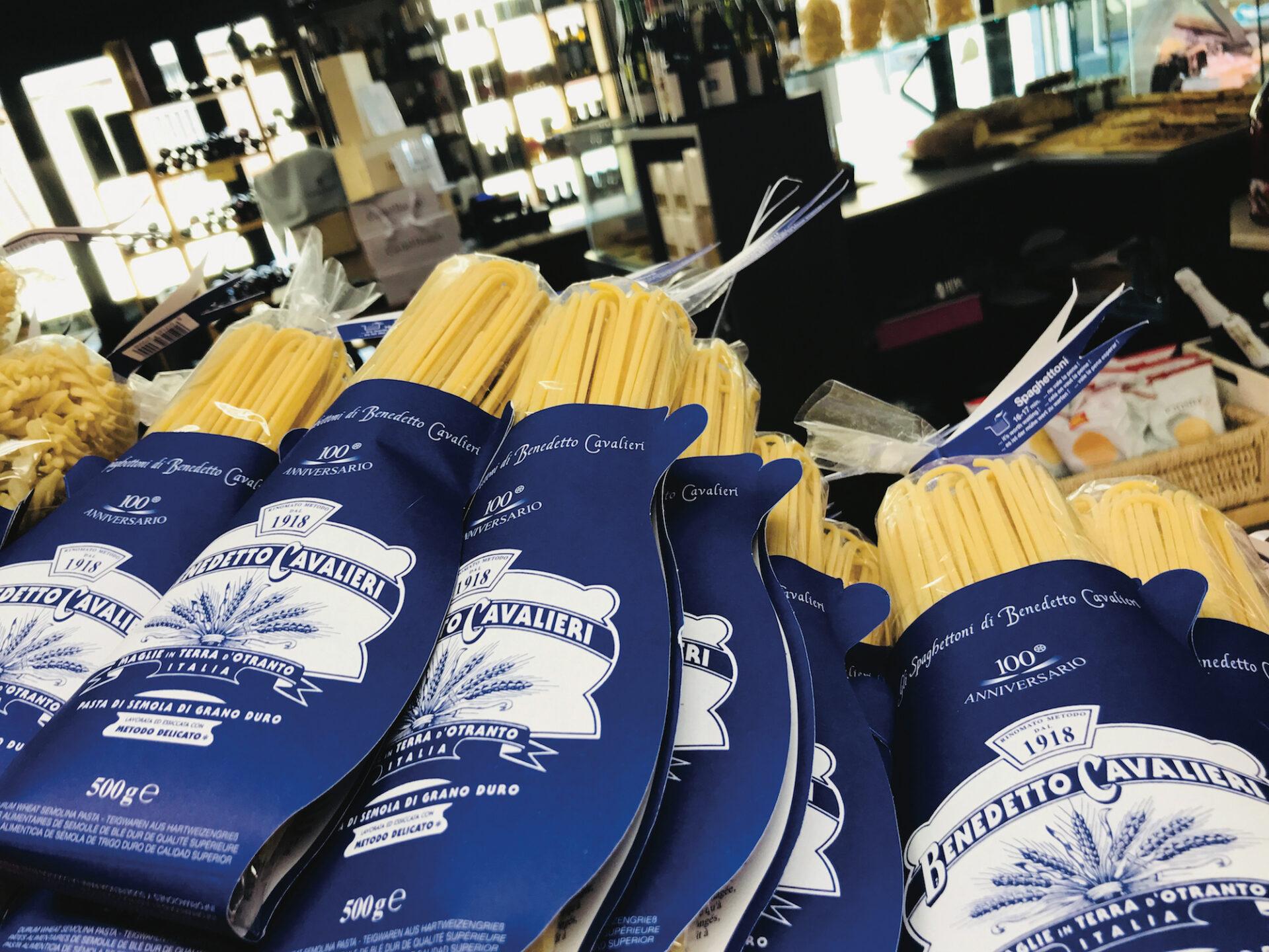 Migliori prodotti italiani: Pastificio Cavalieri tra le 100 Eccellenze Italiane per Forbes
