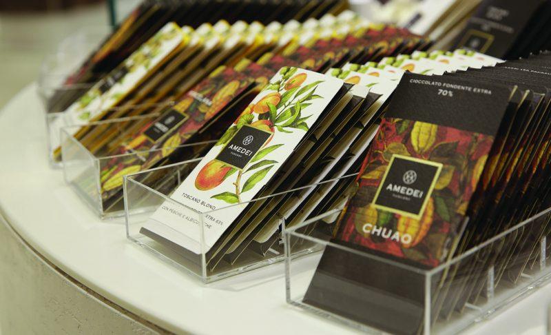 Migliori prodotti italiani: cioccolato Amedei tra le 100 Eccellenze Italiane per Forbes