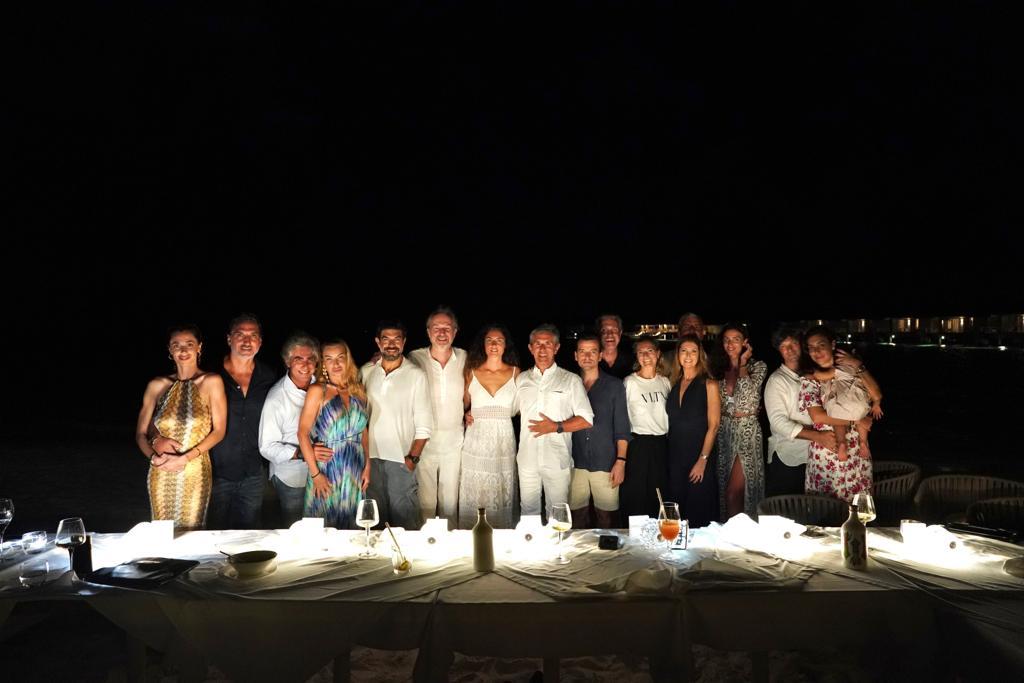 Storie di successo alle Maldive con Arturo Artom