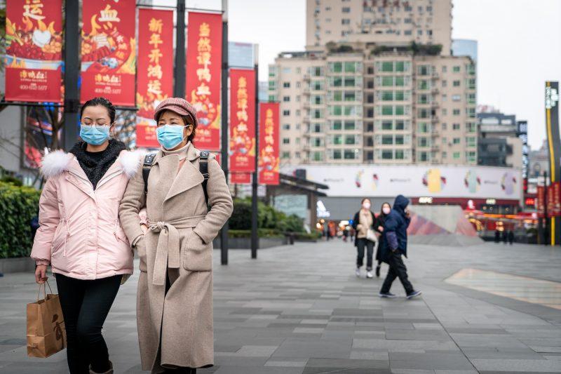 Coronavirus: la Cina usa la tecnologia contro Covid-19