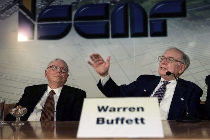 Charlie Munger e Warren Buffett