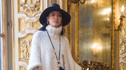 Milano Fashion Week: La pittura conquista la collezione di Gentryportofino
