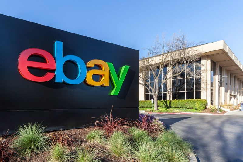 eBay, colosso e-commerce