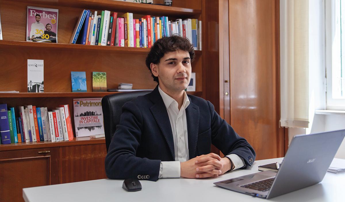 Da magazziniere a venture capitalist: la storia di un Under 30 italiano