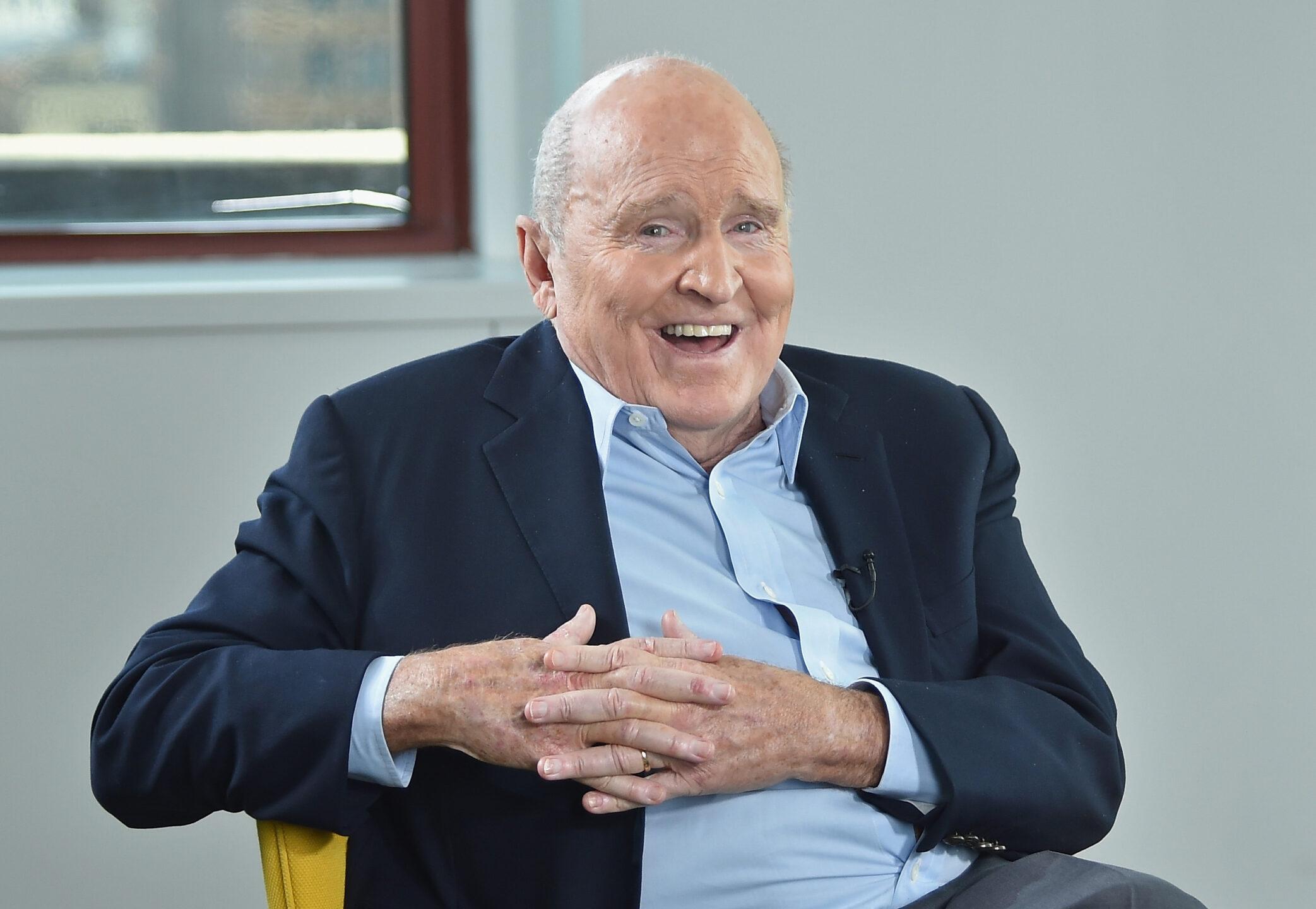 Jack Welch, il ceo della General Electric degli anni d'oro