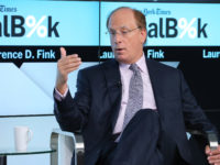 larry fink, ceo blackrock