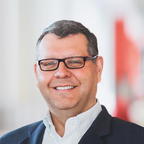 Hernan Saenz, global practice leader Bain & Company
