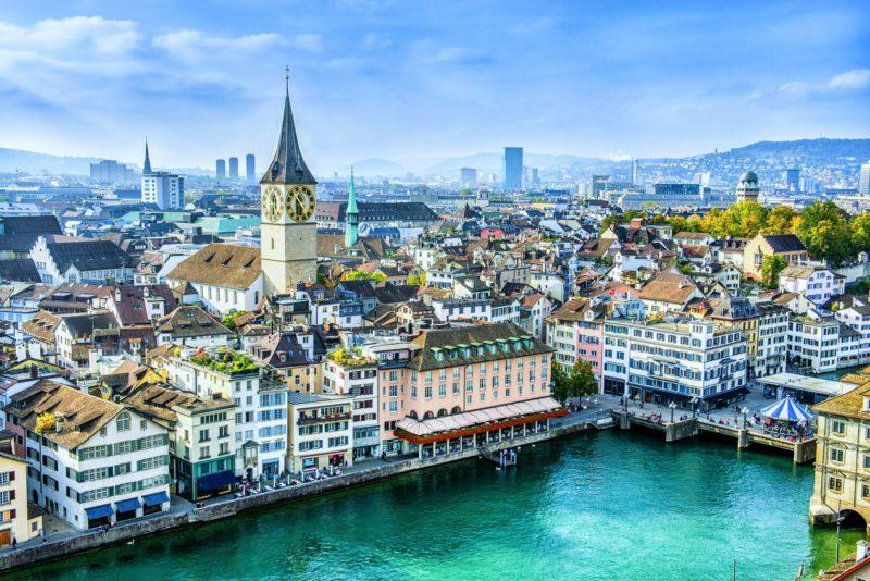 Zurigo, Svizzera (Getty Images)