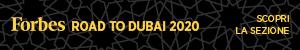 Forbes ROAD TO DUBAI 2020