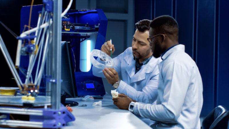 coronavirus: respiratori polmonari in stampa 3D