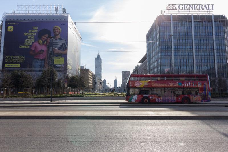 Coronavirus a Milano