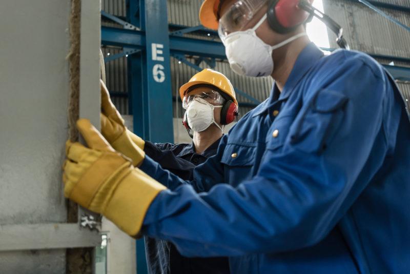 Coronavirus, fase 2: sicurezza sul lavoro