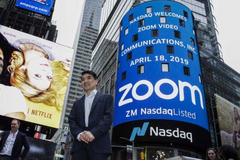 Eric Yuan, fondatore di Zoom