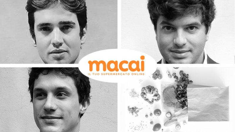 E-commerce: Macai, il supermercato digitale dove esiste solo la spesa online