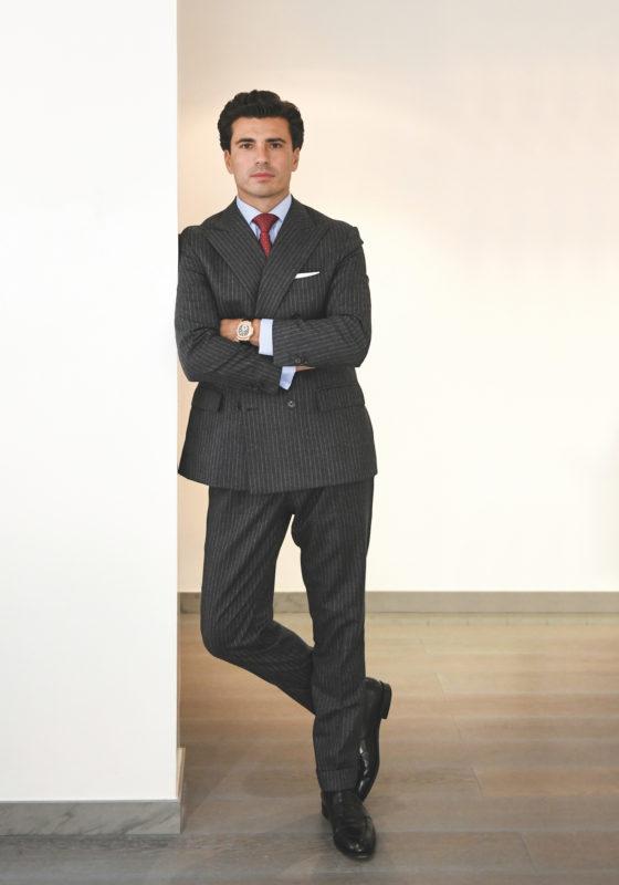 Matteo Baldo, fondatore e ceo di Baldo Acquisition