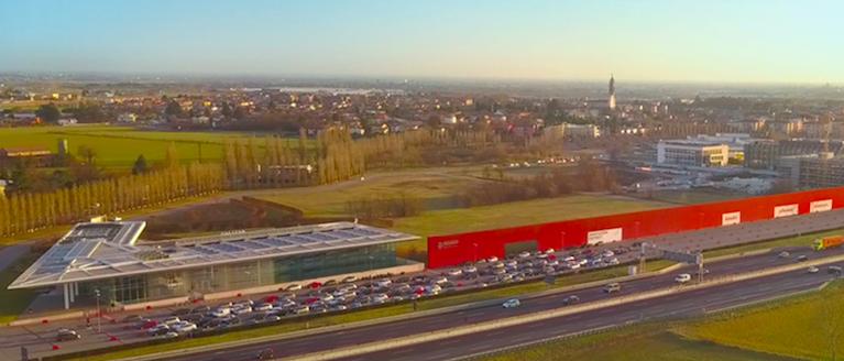 Kilometro Rosso, il parco tecnologico che ospita più di 65 tra aziende