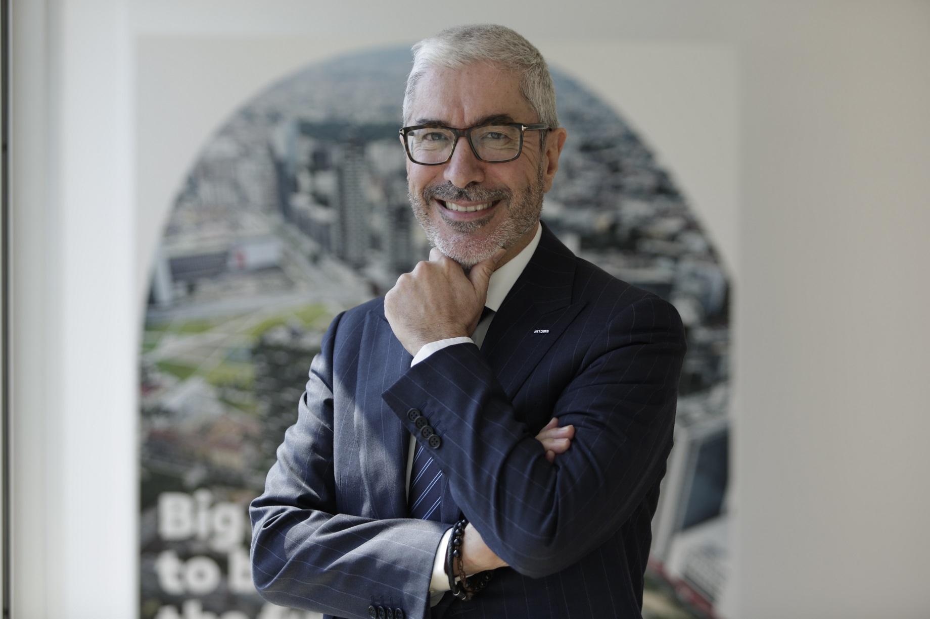 Walter Ruffinoni, NTT Data