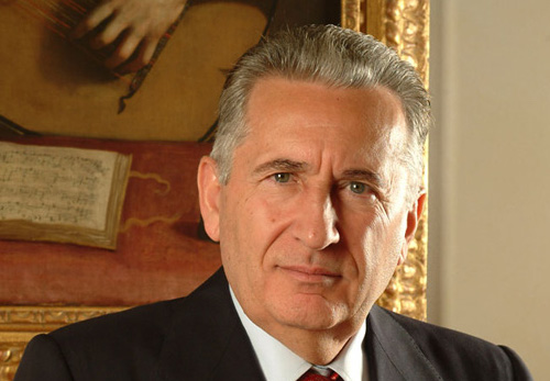 Romano Minozzi fondatore di Iris Ceramica oggi nella classifica Forbes dei miliardari