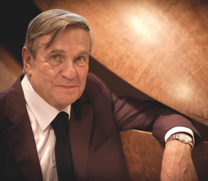 Valentino Mercati, fondatore di Aboca SpA Società Agricola